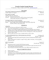 Sample Law Student Resume Law Resume Template Law Resume Template More How To