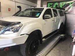 2013 isuzu dmax 4jj1 auto east coast performance tuning