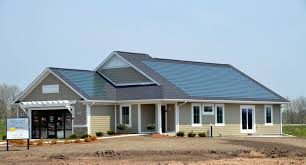 Energy Efficient Homes House Of The Future Highly Energy Efficient Midland Home Achieves