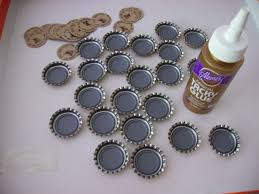 bottle cap necklaces wholesale how to make beer bottle cap magnets step by step instructions