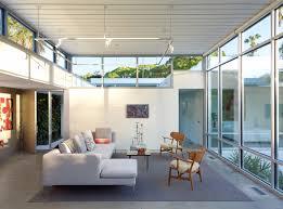 seaside home interiors modern florida seaside home with b b italia sofa hans wegner ch22