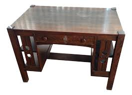 antique mission oak desk antique furniture