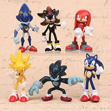 sonic cake topper hedgehog sonic the best price in savemoney es