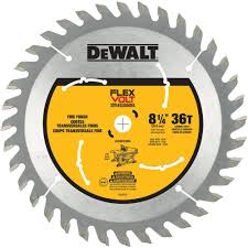 Table Saw Blade For Laminate Flooring Diablo 6 1 2 In X 40 Tooth Finish Plywood Saw Blade D0641r The