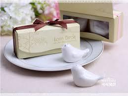 salt and pepper wedding favors bird salt pepper shaker 100set lot wedding favor party