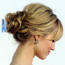 hairstyles that add volume at the crown curled in buns add volume and curves to the crown of your head