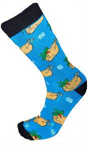 mens christmas socks men s christmas turkey socks the sox market