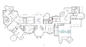large estate house plans large mansion house floor plans house plan