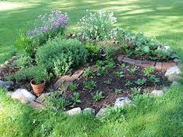 Herb Garden Idea Cool Garden Ideas For Small Places Vegetable Gardener