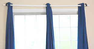 Easy Curtain Rods Cheapest Diy Curtain Rod Using Pvc Pipe Hometalk