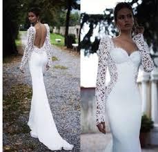 mermaid wedding dresses beautiful new arrival chiffon lace