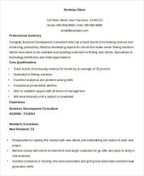 Business Consultant Resume Sample 22 by Business Consultant Resume Jobs Billybullock Us
