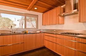 mid century modern kitchens luxury mid century modern kitchen cabinets hi kitchen