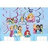 amazon com hallmark 221664 disney fanciful princess centerpiece