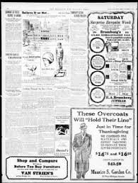 Can You Buy On Thanksgiving In Michigan Creek Enquirer From Battle Creek Michigan On November 18 1932