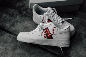 amac custom nike amac customs gucci snakes af1 low what drops now