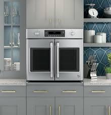 ge glass door refrigerator kitchen appliances high end kitchen appliances in modern kitchen