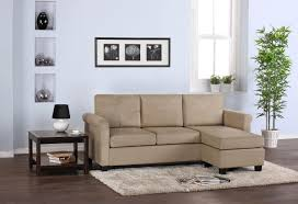 furniture brown velvet sectional sofa with chaise and back also