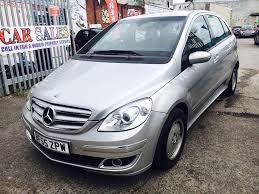 mercedes b200 cdi se diesel manual 2005 5 doors in longsight