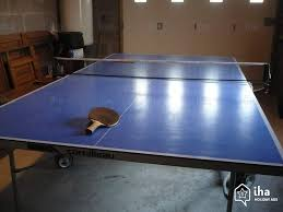 Ping Pong Table Rental House For Rent In A Private Property In Plouhinec Iha 58865
