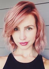 pastel hair colors for women in their 30s 65 rose gold hair color ideas for 2017 rose gold hair tips