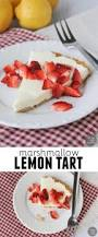 marshmallow lemon tart recipe taste and tell