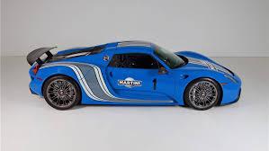 Porsche 918 List Price - buy the world u0027s only factory voodoo blue porsche 918 spyder
