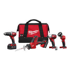 home depot combo tool black friday milwaukee power tool combo kits power tools the home depot
