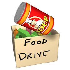 scc s annual food drive the scc challenge