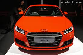 audi tt rs manual 2016 audi tt rs ditches manual lowyat cars