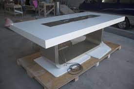 High Top Conference Table High Quality Artificial Stone Top Conference Table Specifications