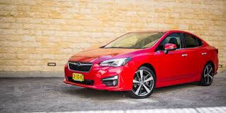 2017 subaru impreza hatchback red 2017 subaru impreza 2 0i s sedan review caradvice