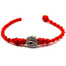 string red bracelet images Red bracelet charms for girls women men string rope thread letters jpg