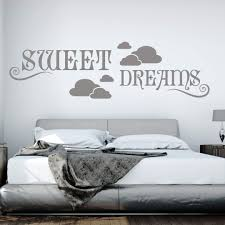 wall stickers quotes shop wall art com sweet dreams wall sticker
