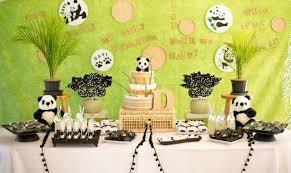 Monster Inc Baby Shower Decorations Kara U0027s Party Ideas Panda Bear Themed Baby Shower