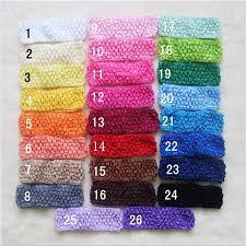 crochet hair bows aliexpress buy new 4 15cm diy baby girl s tutu skirt hair
