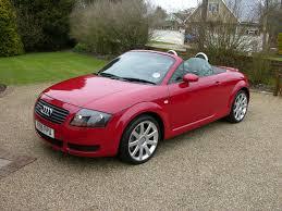used 2005 audi tt mk1 99 06 roadster quattro 225bhp for sale in 3
