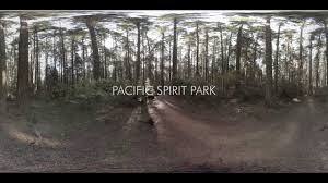 pacific spirit park 360 youtube