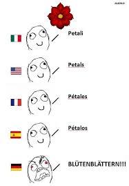 German Language Meme - german language differences these make me giggle every time