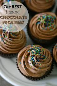 super easy chocolate frosting recipe lauren u0027s latest