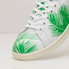 adidas pw stan smith palm tree s82071 sneakersnstuff