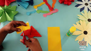 diy paper angry birds making with origami craft for kids in a easy