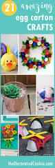 best 25 egg carton crafts ideas on pinterest egg carton art