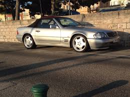 mercedes benz sl600 v12 drive and review r129 youtube