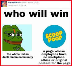 Who Created Memes - a war over meme ownership in india forces us to understand meaning