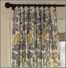 Affordable Curtains And Drapes Appealing Grey And Yellow Curtain Fabric 50 For Your Curtains And