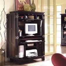 antique oak armoire wardrobe corner desk ikea monitor stand