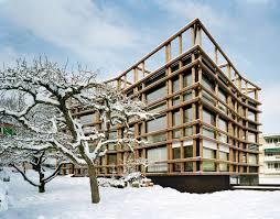 moderne holzhã user architektur mehrfamilienhaus neumattstrasse bottmingen degelo sims 4