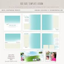500 page photo album new digital scrapbooking template album for page spreads