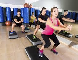 the benefits of step aerobics livestrong com